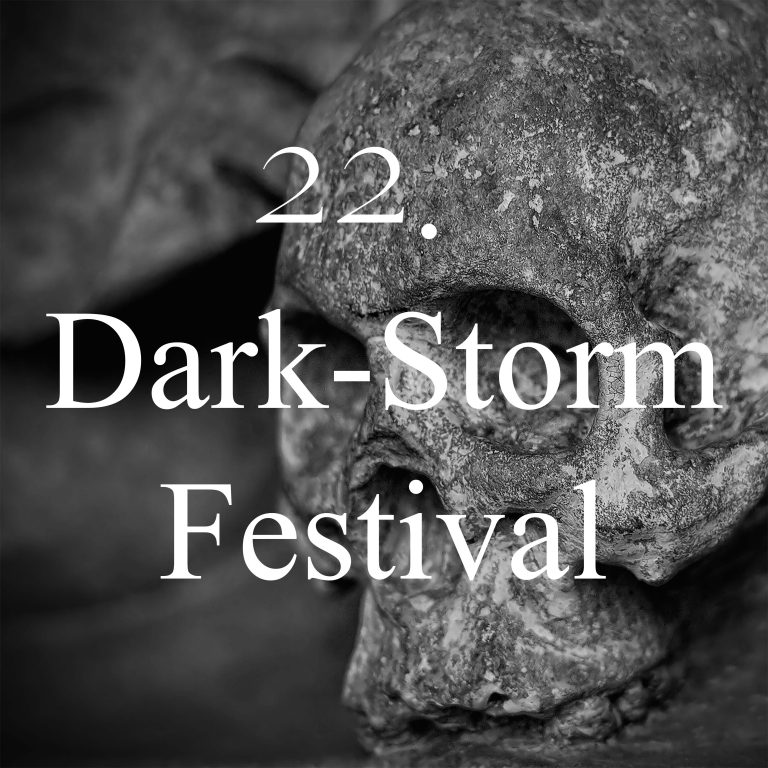 Dark Storm Festival kompletiert Line Up