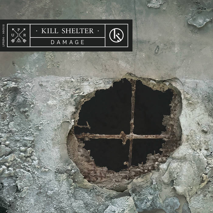 Kill Shelter präsentiert Debut-Album Damage