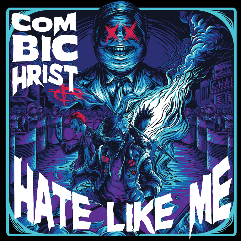 Combichrist – Hate Like Me